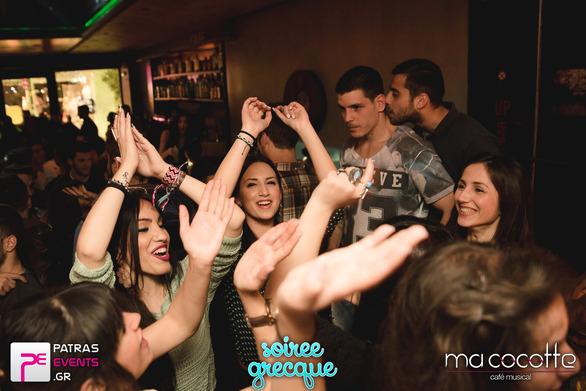 Βραδιές με ελληνική μουσική στην Ρήγα Φεραίου!