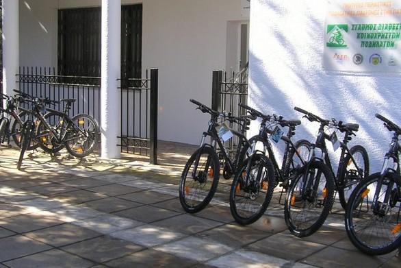 Πάτρα: Ξεκινά το μέτρο των δωρεάν κοινόχρηστων ποδηλάτων