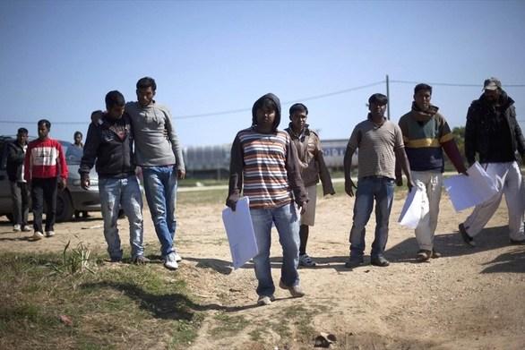 Σταθερός ο αριθμός των μεταναστών στη λιμενική ζώνη