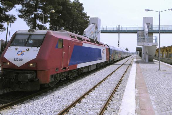 Πάτρα - Καλαμάτα σε 2 ώρες με το τρένο
