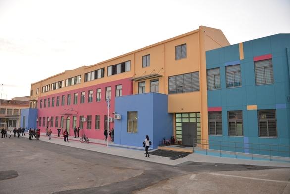 Πάτρα: Με επιτυχία τα εγκαίνια του ανακαινισθέντος Δημοτικού Σχολείου Βραχνεΐκων (pics)