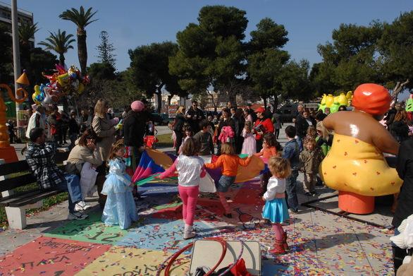 Πάτρα - Το Καρναβάλι των Μικρών κάνει στάση στα Ψηλαλώνια και υπόσχεται ένα διήμερο ξεγνοιασιάς και παιχνιδιού!