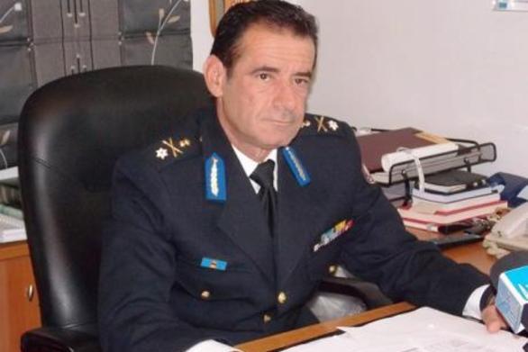 «Κατέρρευσε» ο υποστράτηγος της Πυροσβεστικής Νίκος Νικολακόπουλος