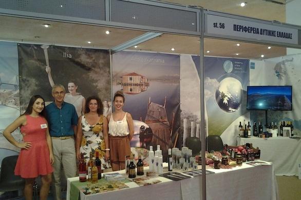 «Στο πιάτο» της 81ης ΔΕΘ τα εξαιρετικά προϊόντα της Περιφέρειας Δυτικής Ελλάδας