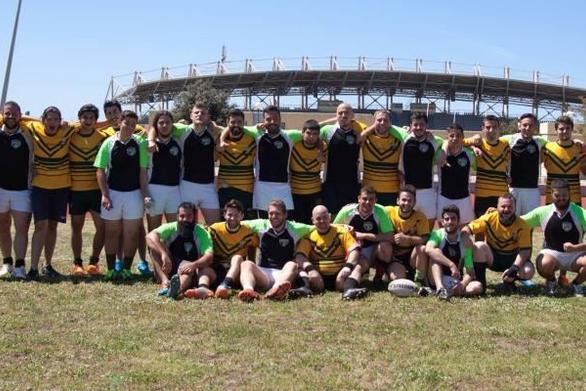 Η Patras Rugby ταξίδεψε στην Ρόδο, στο νησί των σμαραγδιών!