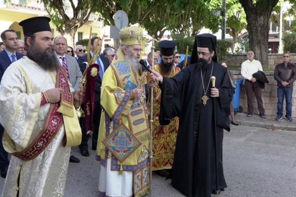 Με λαμπρότητα οι εκδηλώσεις στην Ναύπακτο για τη γιορτή του Αγίου Δημητρίου (pics)