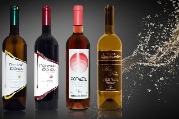 Kanakaris Winery: Ένα διαφορετικό κρασί που κερδίζει τις εντυπώσεις... (pics)