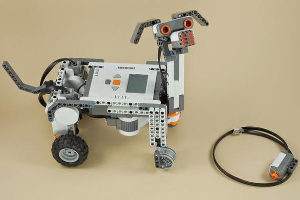 """Οι μαθητές """"ταξίδεψαν"""" στο... διάστημα με τα ρομποτάκια τους!"""