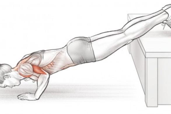 Οι παρακάτω ασκήσεις θα σας φτιάξουν σώμα που δεν θα το πιστεύετε!