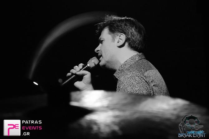 Φοίβος Δεληβοριάς - Ο μπάσταρδος γιoς στο Metropolis Live 24-03-15 Part 1/2