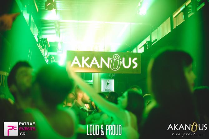 Loud & Proud at Akanthus 06-10-15 Part 2/2