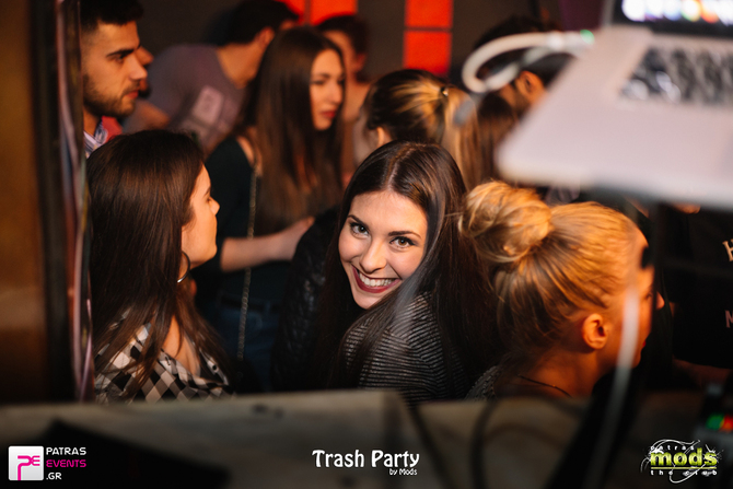 Trash Party at Mods Club 10-02-16 Part 1/2