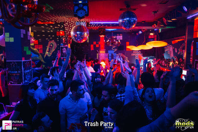 Trash Party at Mods Club 10-02-16 Part 2/2