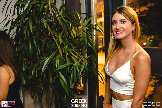 Greek Surfing - Summer Edition at Dose Cafe Bar 26-08-16