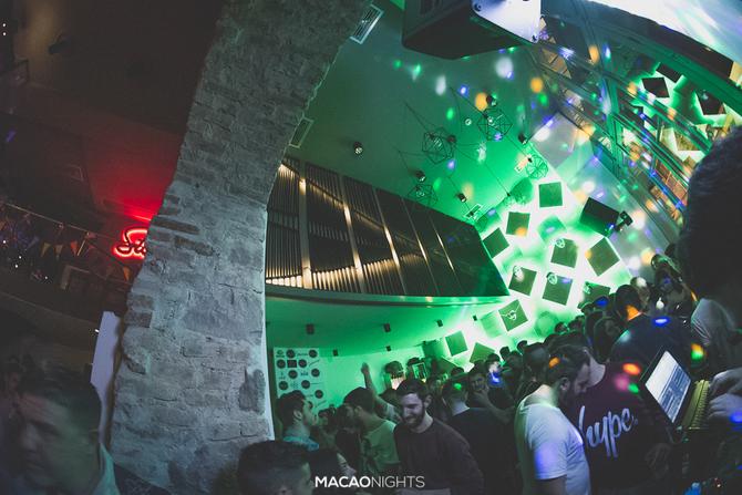 Greek Night at Macao Rf Street 20-02-17 Part 1/2