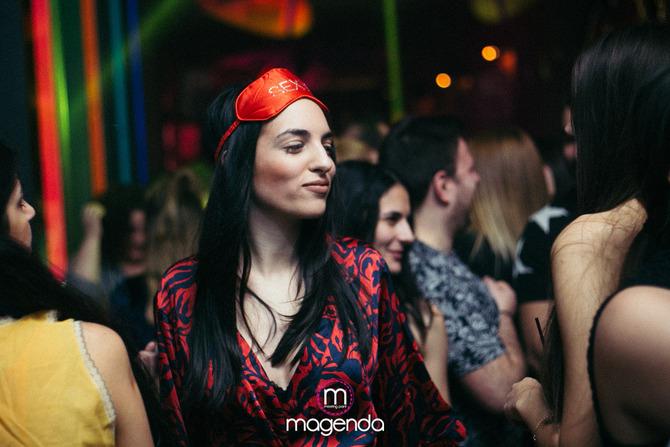 Bathrobe Party at Magenda 20-02-17 Part 1/2