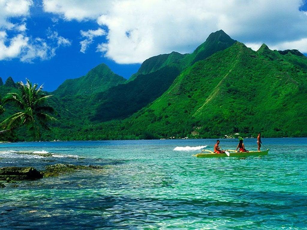 Moorea Island  | Tahiti