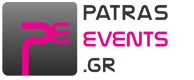 Patras Events logo