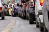 Πάτρα: Το «ψάχνει» η δημοτική αρχή για το θέμα της στάθμευσης στο κέντρο