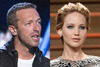 'Αυλαία' για Jennifer Lawrence - Chris Martin