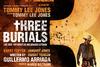 Προβολή Ταινίας: ''The Three Burials of Melquiades Estrada'' στην Αίθουσα Προβολών Παμμικρασιατικού Συνδέσμου