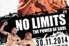 No Limits (25) 'The Power Of Soul' στο Κλειστό Παλαιού Φαλήρου (Tae Kwon Do)