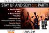 Stay Up & Sexy X-mas Special Party στο Κλειστό Γυμναστήριο Φαλήρου (Tae Kwon Do)
