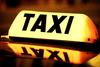 Ένα τεθωρακισμένο στρατιωτικό όχημα... για ταξί (video)