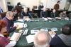 Πάτρα: Ολοκληρώθηκε η σύσκεψη για το κυκλοφοριακό (pics)