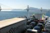 Πάτρα: Βλάβη στον πλοίο 'Παντάνασσα'