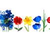 Η πρώτη μέρα της Άνοιξης και η εαρινή ισημερία στο σημερινό doodle της Google