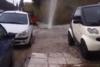 Πάτρα - Συντριβάνι στην Ανθούπολη! (video)