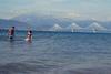 Πάτρα - Την Κυριακή του Πάσχα κάποιοι έκαναν μπάνιο στην θάλασσα!