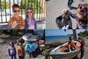 Πάτρα: Μικροί και μεγάλοι καθάρισαν τις παραλίες στα Καμίνια και στα Τσουκαλαίικα (pics)