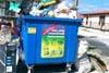 Πάτρα: Μειώθηκε ο όγκος των απορριμμάτων και τα σκουπίδια λόγω των… capital controls!
