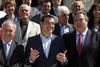 Οι υπουργοί φωτογραφίζονται μαζί με τον Αλ. Τσίπρα (pics)