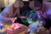 Ζευγάρι Ελλήνων ηθοποιών γιόρτασε τα πρώτα γενέθλια της κόρης του (pics)