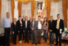 Ναύπακτος: Υπεγράφη το Πρωτόκολλο για την ίδρυση του Διεθνούς Δικτύου Πολιτιστικής Συνεργασίας
