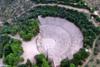 Εναέρια ξενάγηση στο Αρχαίο Θέατρο της Επιδαύρου (video)