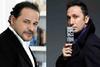 Αλέξανδρος Ρήγας και Ρένος Χαραλαμπίδης στο patrasevents.gr!