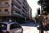 Πάτρα: Εκτός λειτουργίας το φανάρι στη διασταύρωση των οδών Μαιζώνος και Αράτου