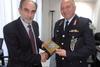 Πάτρα: Συνάντηση του Απ. Κατσιφάρα με τον νέο Γενικό Αστυνομικό Διευθυντή, Υποστράτηγο Φ. Τσόλκα