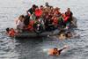 Μείωση της προσφυγικής ροής στα Δωδεκάνησα