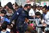 Πειραιάς: Συμπλοκή προσφύγων το πρωί με έναν τραυματία