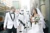 Επτά ασυνήθιστοι θεματικοί γάμοι (pics)