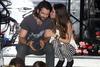 Με σύμφωνο συμβίωσης 'παντρεύτηκαν' η Αθηνά Οικονομάκου και ο Φίλιππος Μιχόπουλος (pic)