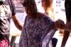 Υποβασταζόμενη κατάφερε να παρευρεθεί η Αργυρώ Μπαρμπαρίγου στο «Πρω1νό» (pics)