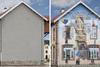 'Βαρετοί' τοίχοι μεταμορφώνονται σε σκηνές γεμάτες ζωή! (pics)