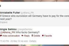 """Α. Σαμίου:"""" Who fucks Germany?"""""""