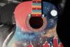 Καλλιτέχνης μεταμορφώνει κιθάρες σε… πίνακες ζωγραφικής! (pics)